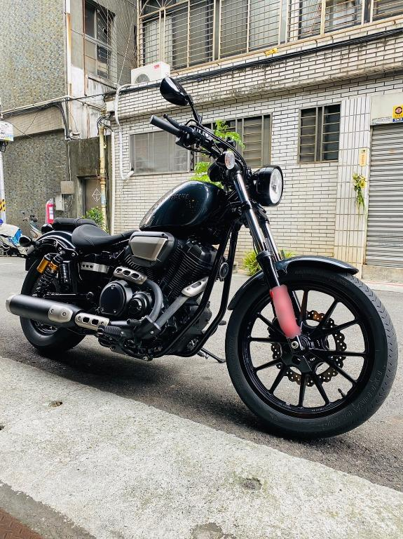 Yamaha 山葉 Bolt950 ABS XV950 歐規 美式 街車 R-SPEC 肌肉外型 好保養 VN900 VN650 883N 883L XG750 scout 可車換車 分期業界最優
