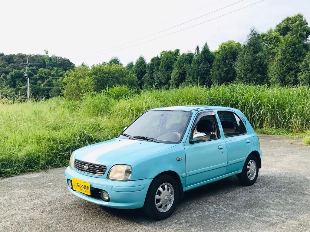 實車實價!!2004 Nissan March 1.6 隨便賣拉 歡迎賞車議價😊😊