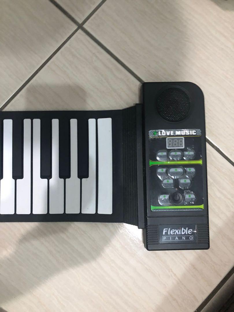 手捲鋼琴 原價4600