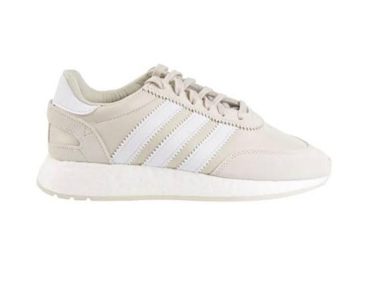 *NEW* Adidas Originals Iniki I-5923 Boost Men Sizes Black Running Shoes