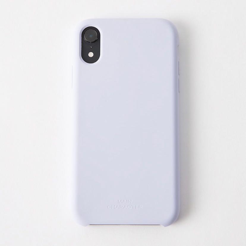 Aritzia lavender iPhone XR phone case