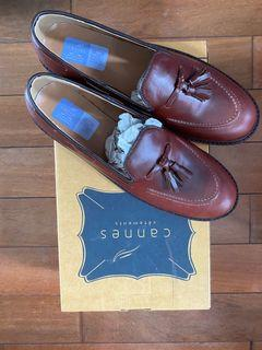 CANNES SHOES LOAFERS / sepatu loafers kulit