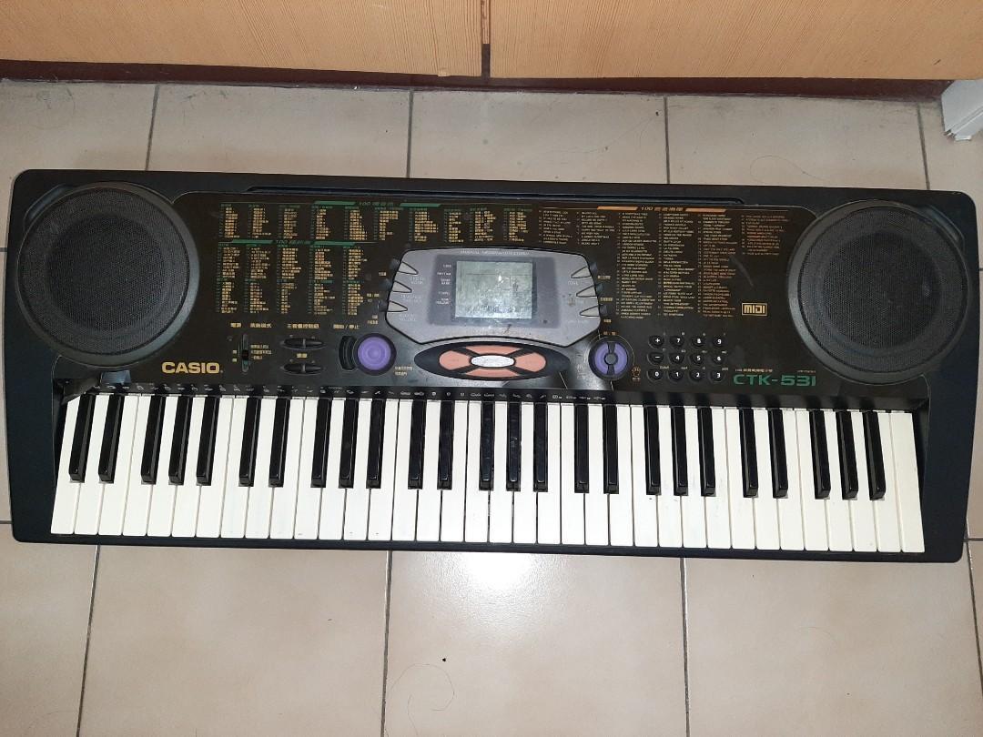 CASIO 卡西歐電子琴