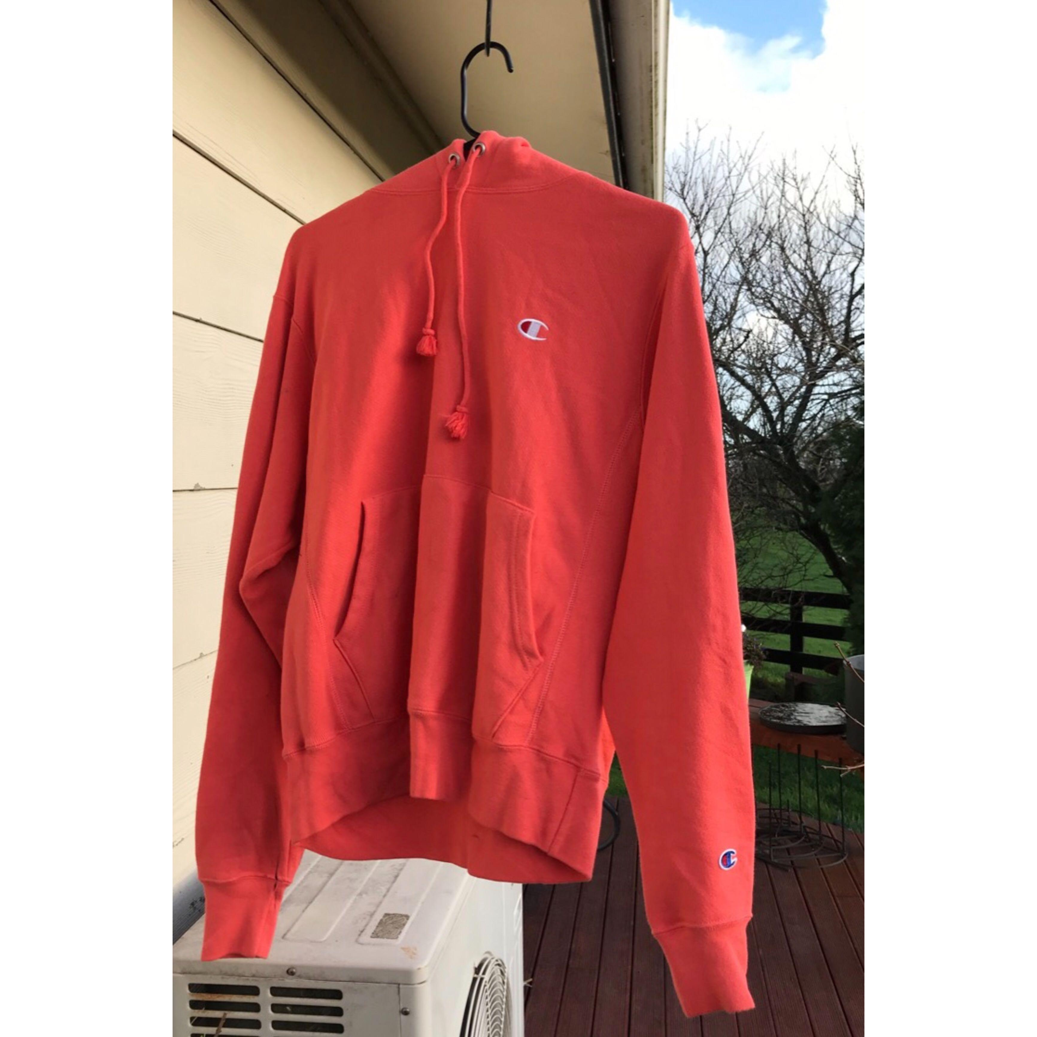 Champion -Reverse Wave PullOver Hoodie