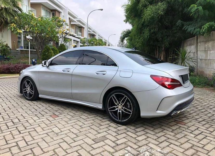 CLA 200 AMG PANORAMIC 2016