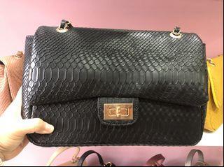 Croco Bag Slingbag / Tas Selempang