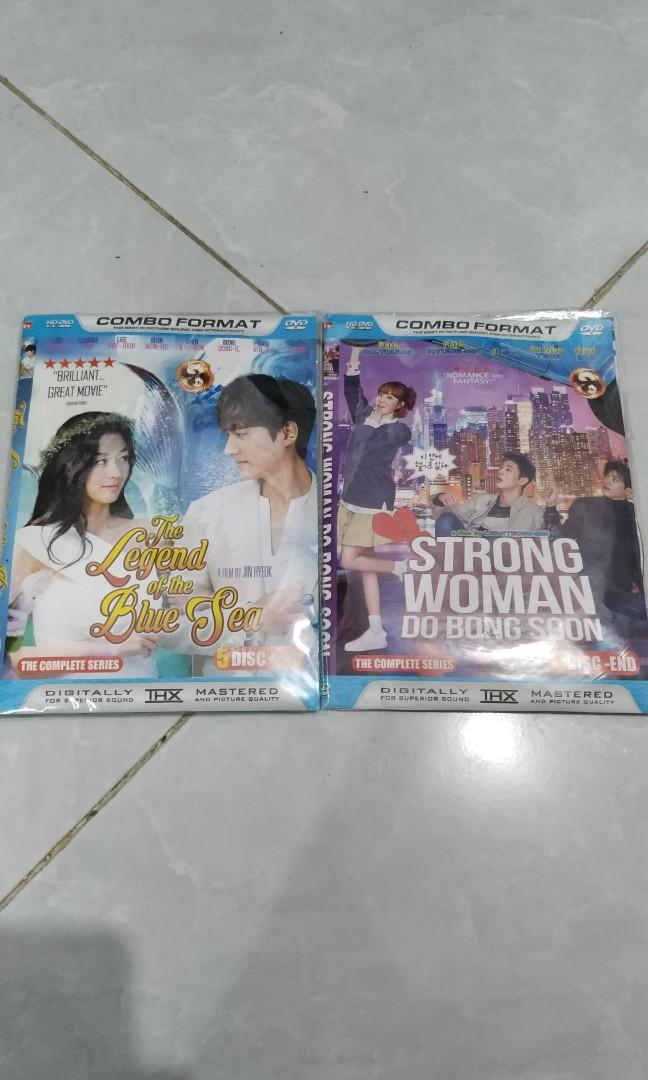Dvd Korea (take all)