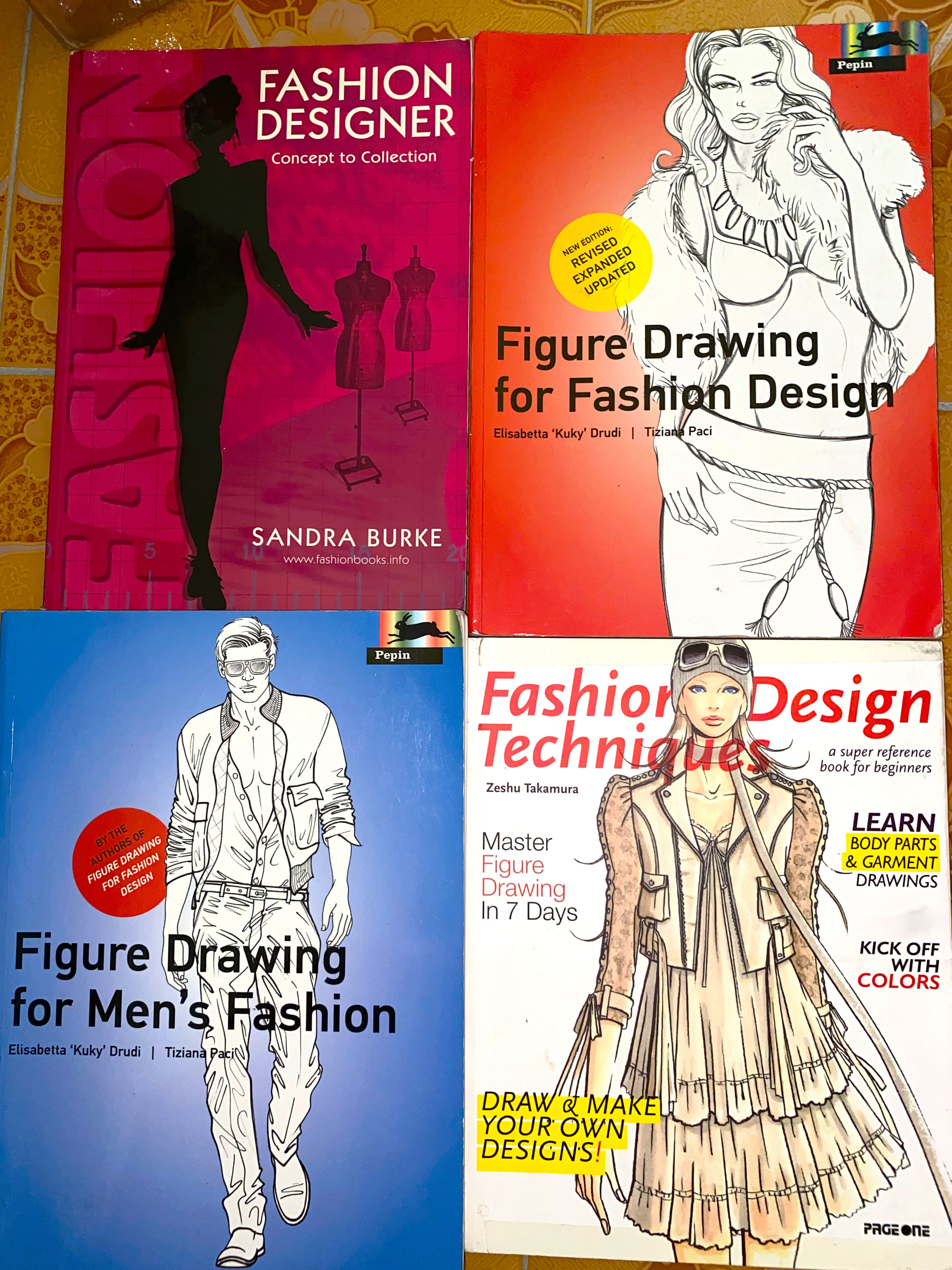 Fashion Book On Carousell
