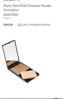 Foundation  - phyto teint eclat compact number 1 ivory
