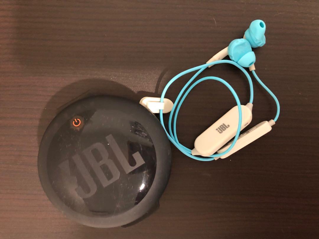 Jbl Inspire 500 In Ear Wireless Bluetooth Sport Headphones Electronics Audio On Carousell