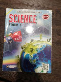 Science Textbooks Form 1 Textbooks Carousell Malaysia