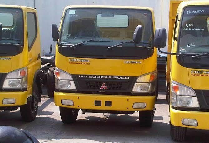 Mitsubishi Colt Diesel Gratis BOX TLP/WA 087878566851