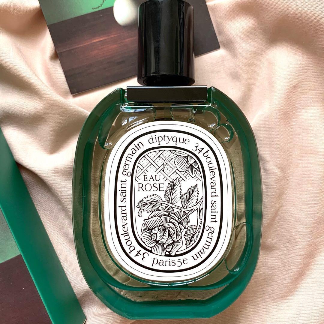 NEW] Original Diptyque Eau Rose EDT, Health & Beauty, Perfumes ...
