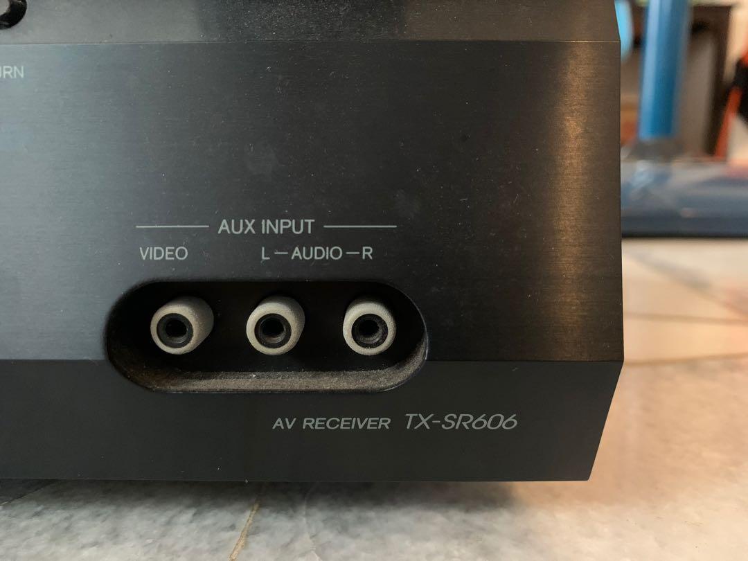 Onkyo TX-SR606 7.1 AV Receiver Dolby DTS Amplifier Onkyo_txsr606_71_av_receiver_d_1593361528_14fca4db_progressive