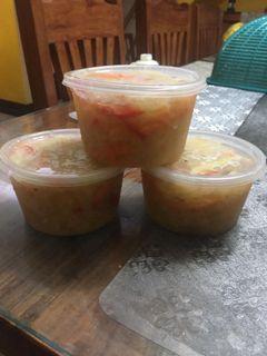Papaya Relish (atsara)