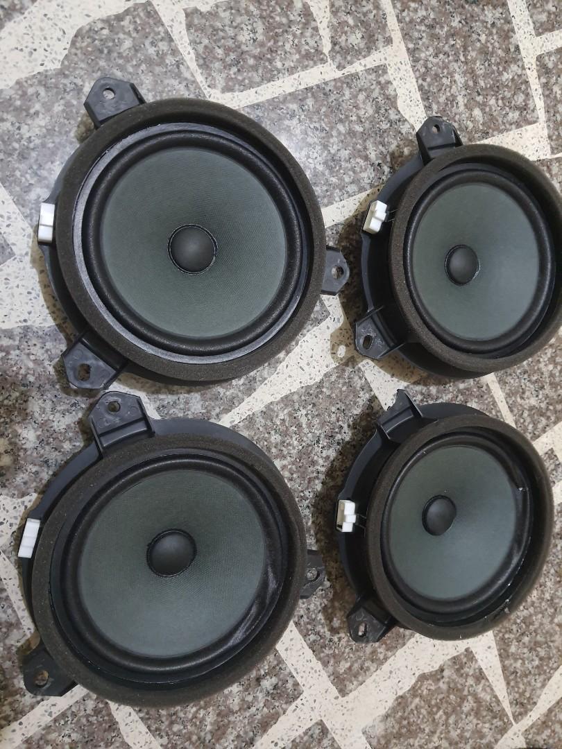 RAV4 4.5代原廠喇叭