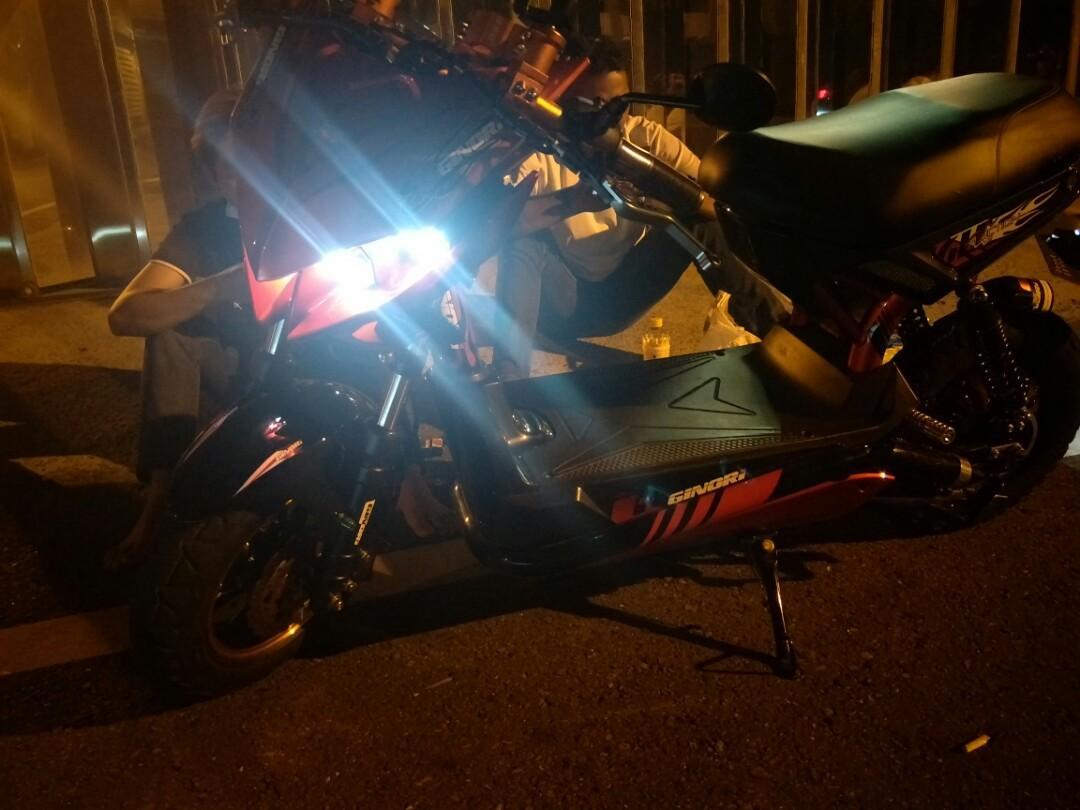 Sepeda listrik ginori
