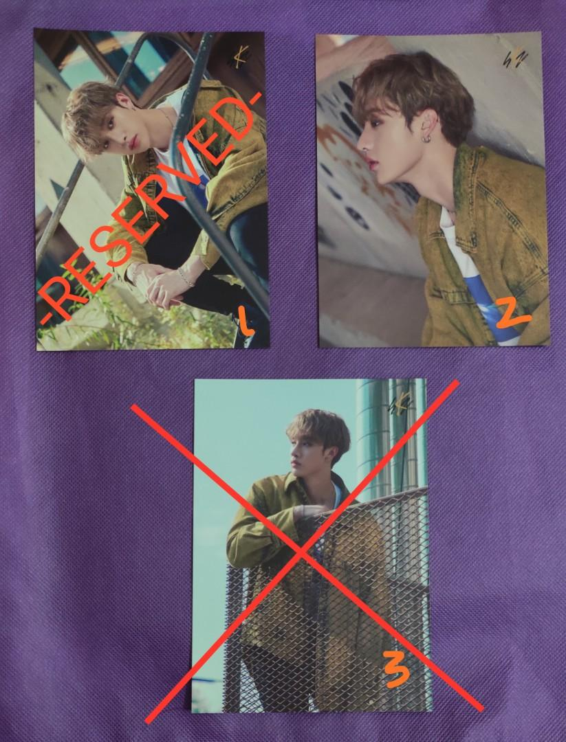 StrayKids District9 Unlock in Seoul Bang Chan Random Photo