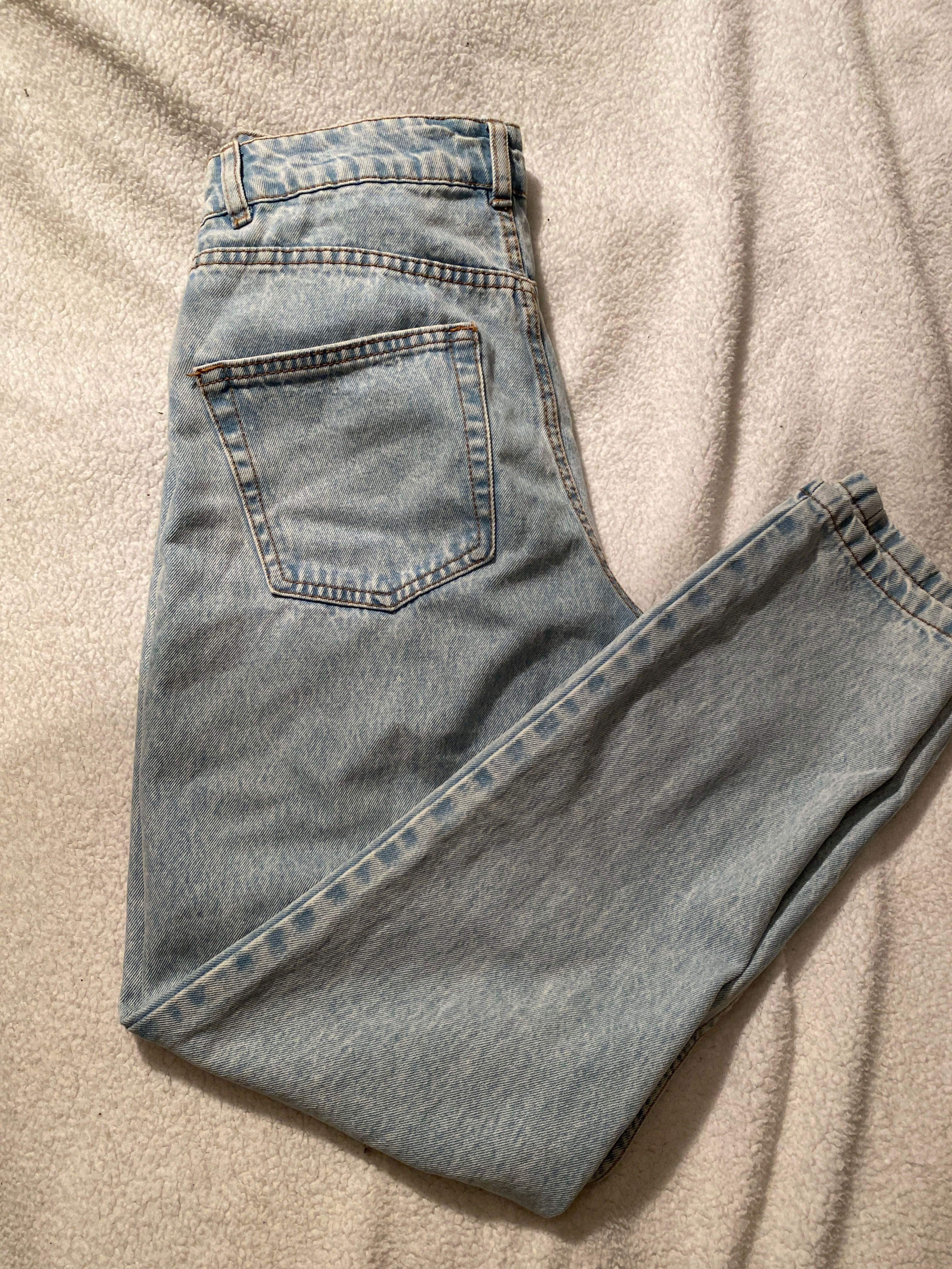 Supre mom jeans