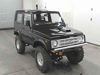 Suzuki Jimny Jimny Manual