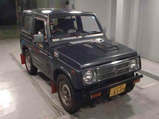 Suzuki Jimny Jimny  Manual