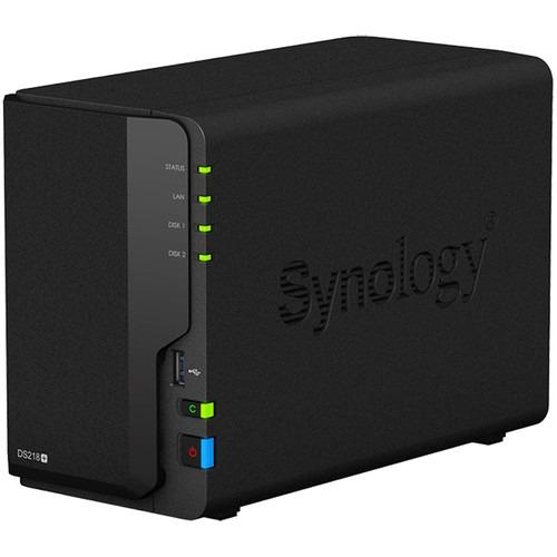 Synology DiskStation DS218+ 2-Bay NAS (Diskless), Electronics, Computer Parts & Accessories on Carousell