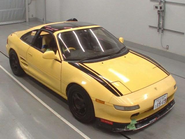 Toyota mr2 - Manual