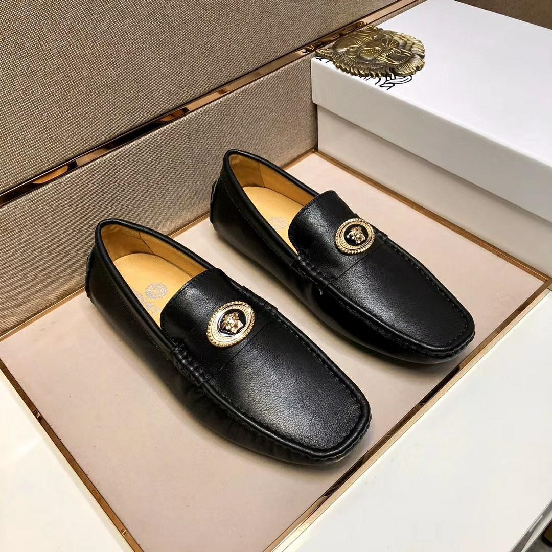 Versace Shoes, Men's Fashion, Footwear