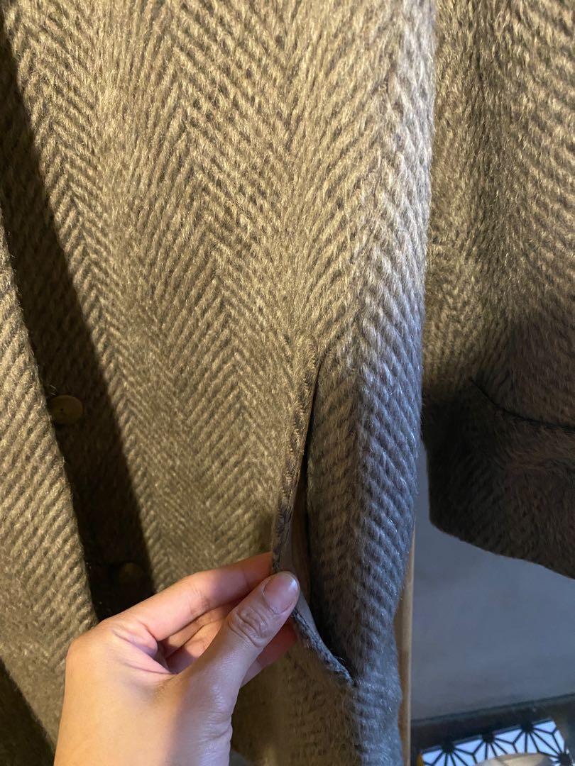 Vintage Women Del Mode International 70% wool