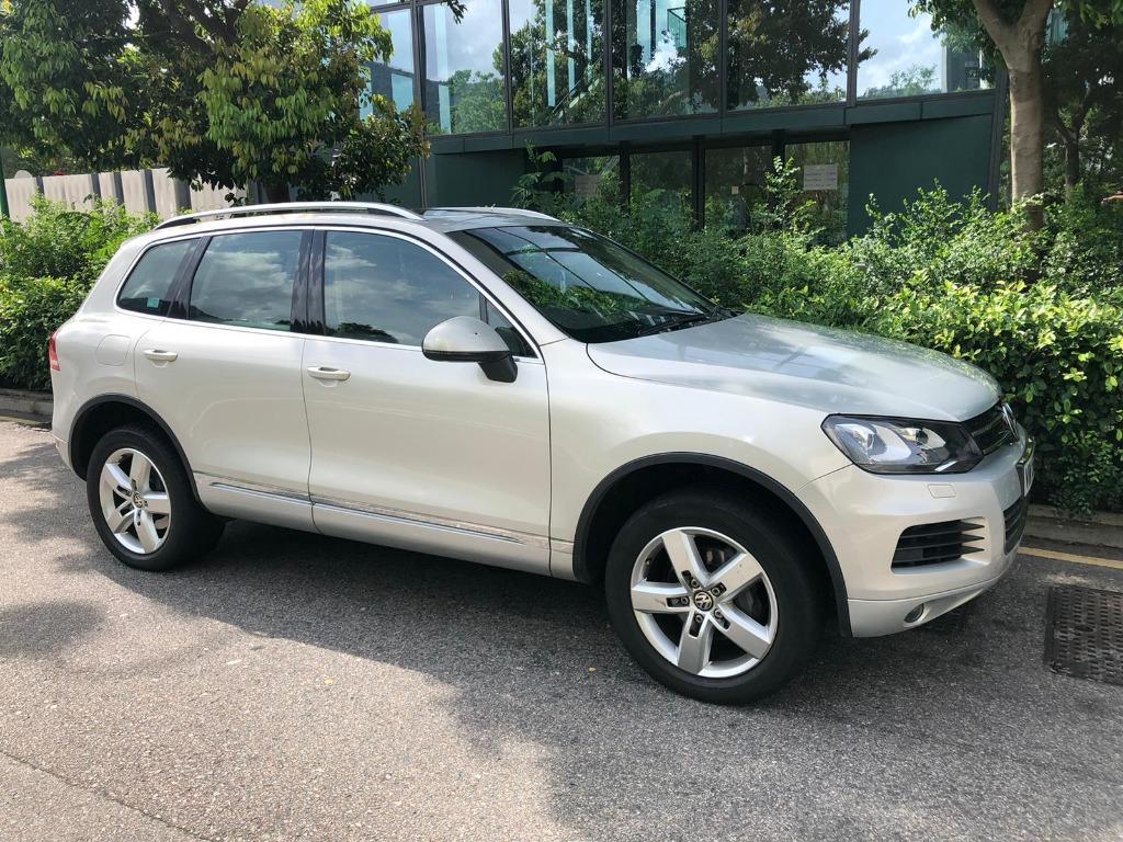 Volkswagen Touareg 3.6 2012 Auto