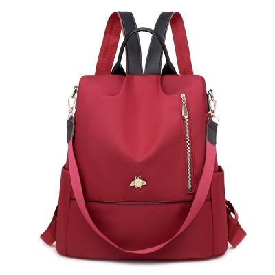 Women fashion backpack, Women's Fashion, Bags & Wallets, Backpacks on  Carousell