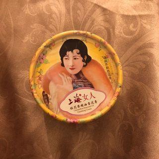 上海女人桂花精油雪香膏