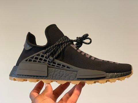 Adidas Pharrell Williams NMD HU, Men's