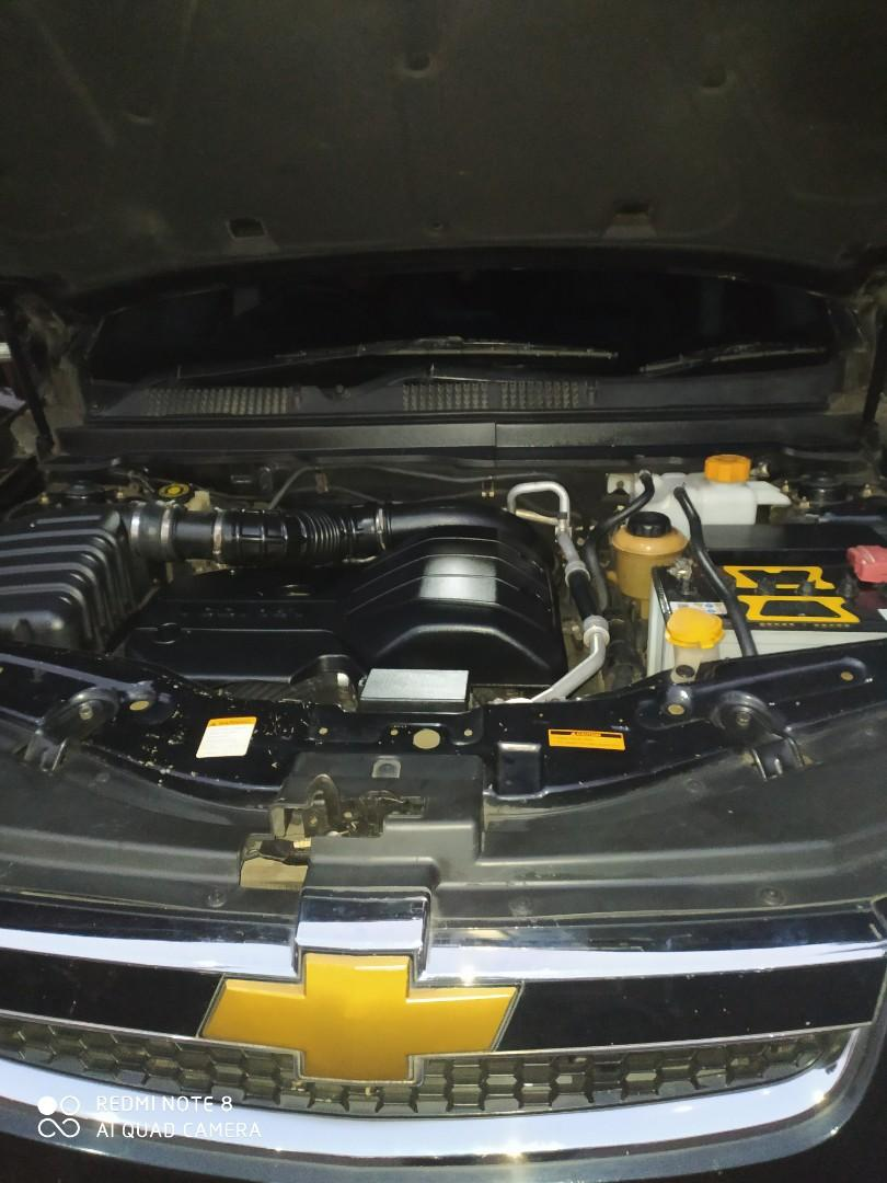 Captiva metic diesel 2011