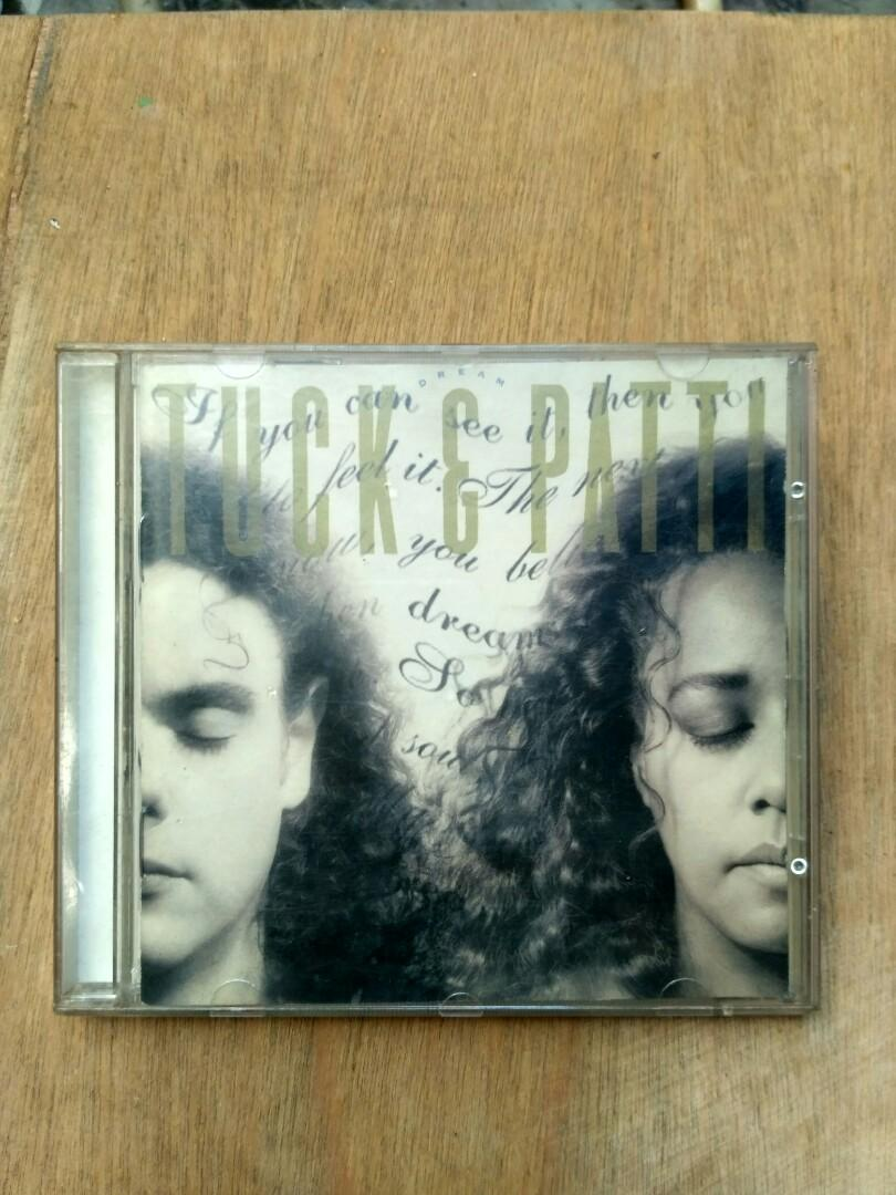 CD original Tuck & Patti - Dream