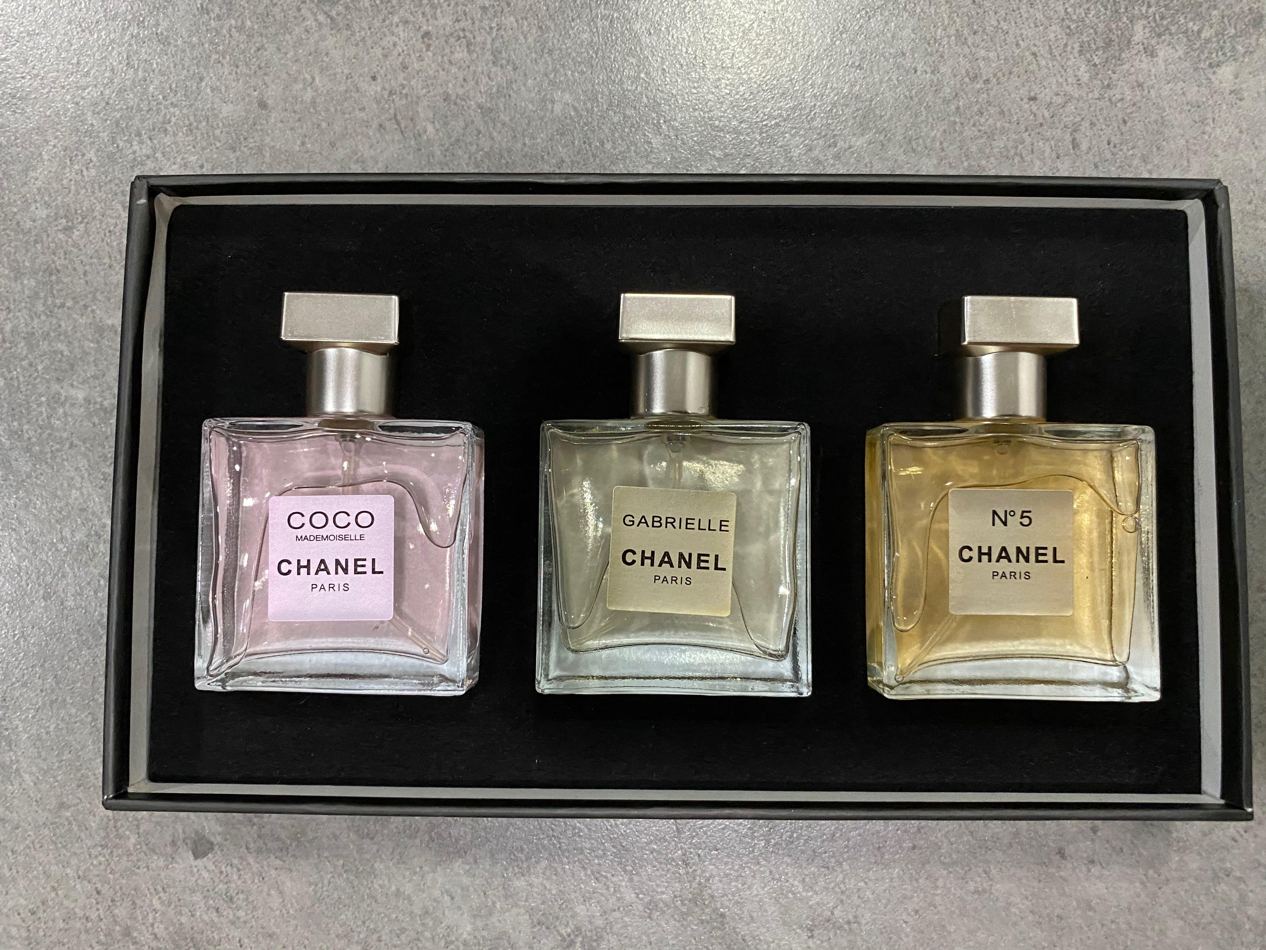 Chanel Gift Set Perfumes Health Beauty Perfumes Nail Care Others On Carousell