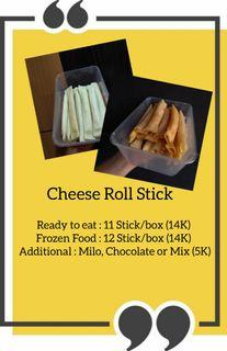 Cheese Roll Stick