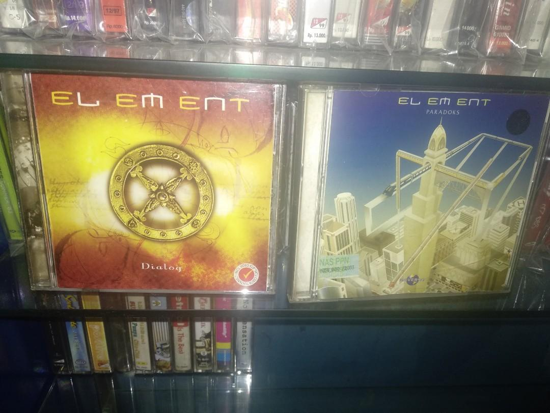 Cover cd element