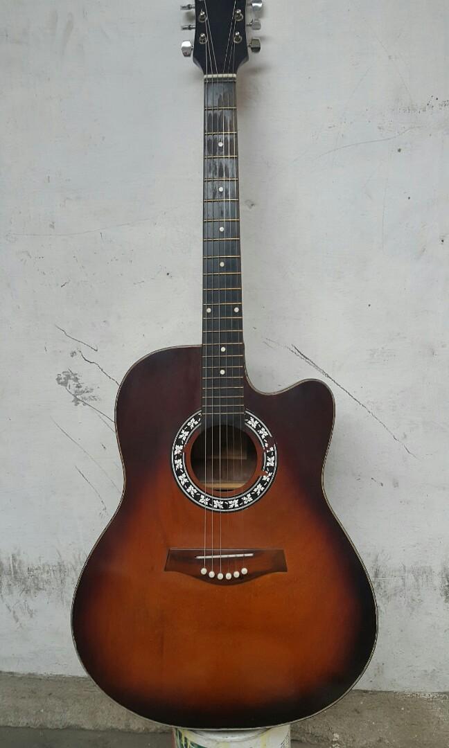 Gitar Alegro FGB Original