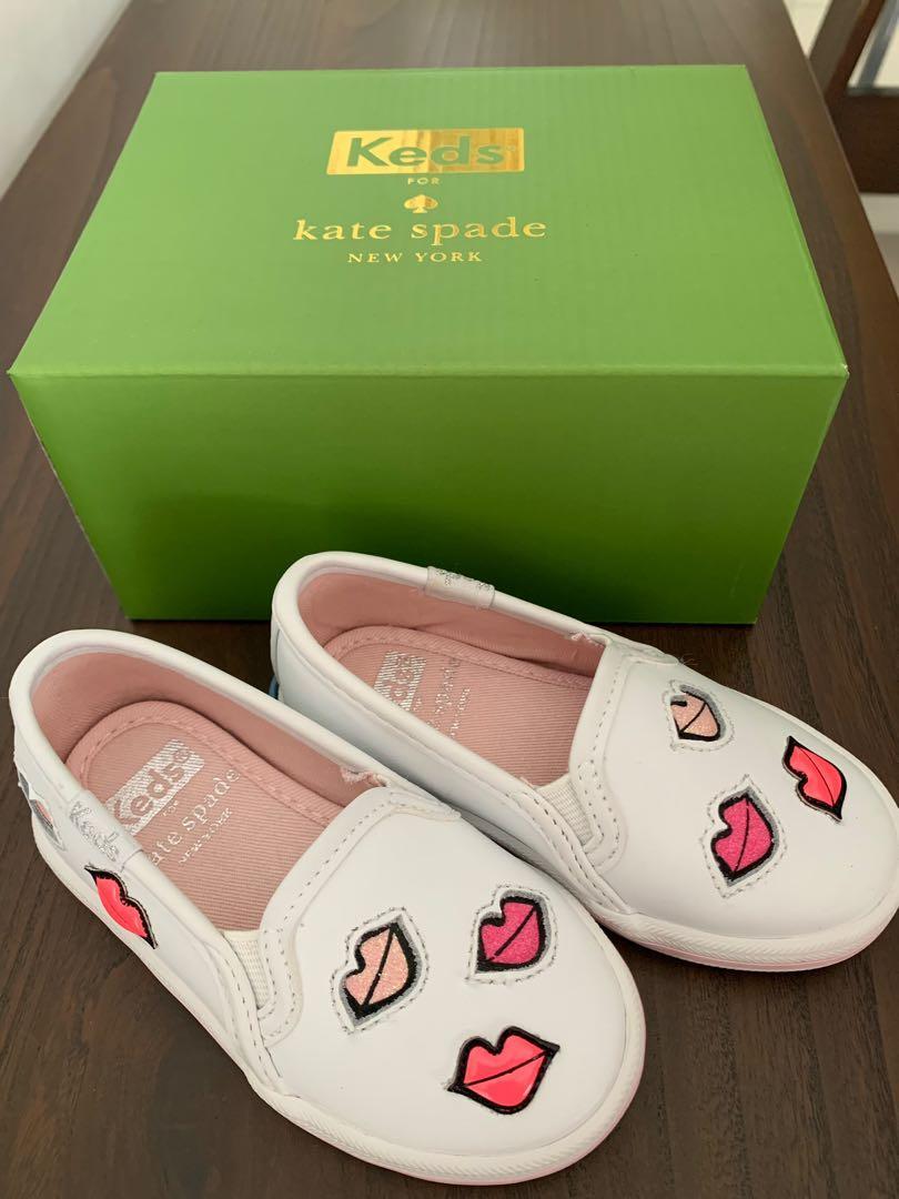 Kate Spade x Keds Baby Girl Shoes