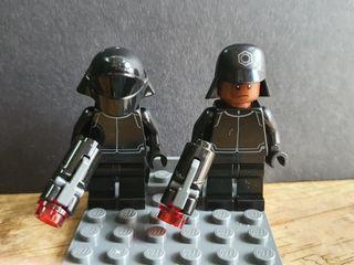 Lego star wars first order crew 75132  both