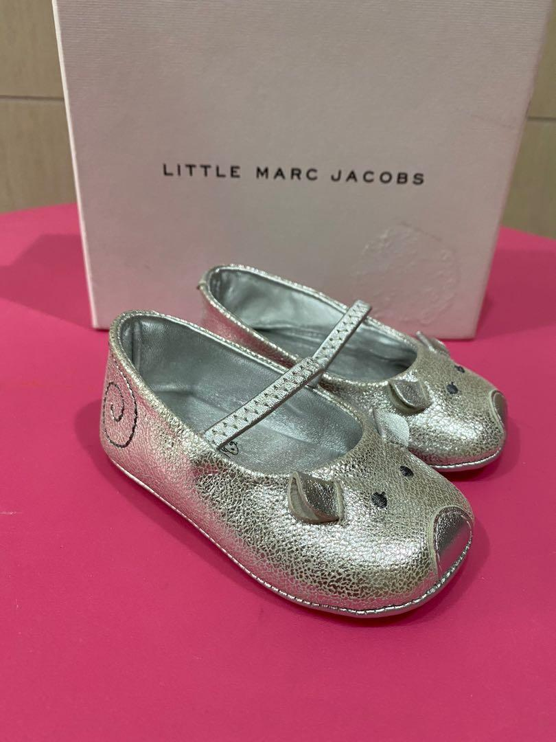 Little Marc Jacobs baby shoes for 0-6
