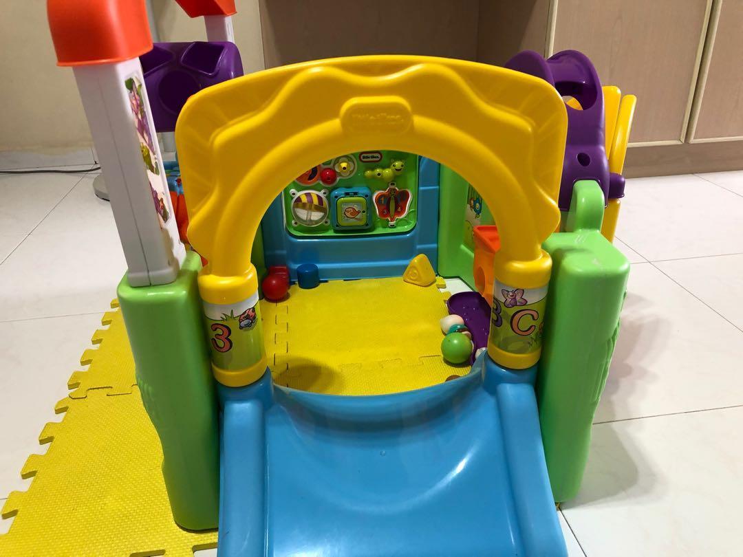 Little Tikes Activity Garden Baby Playset Babies Kids Toys Walkers On Carousell