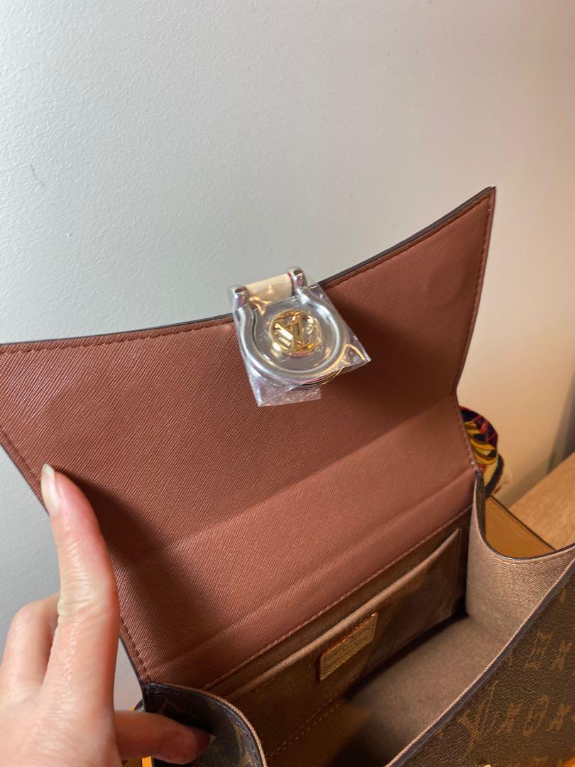 LV mini sling bag