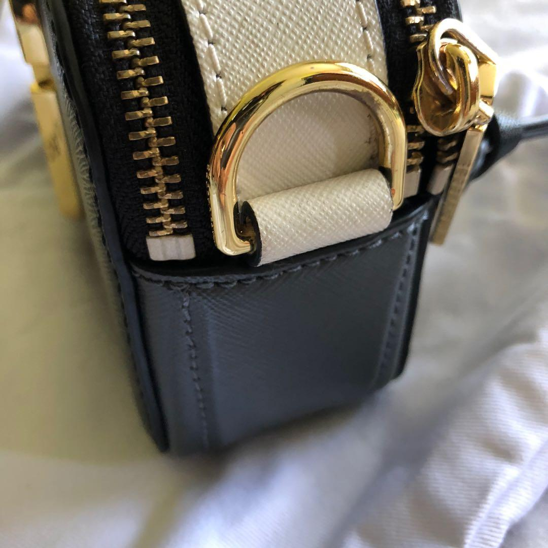 Marc Jacobs (MJ) snapshot small camera bag