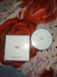 Missha M Magic Cushion Spf50+/pa+++ no shade 23 natural beige.