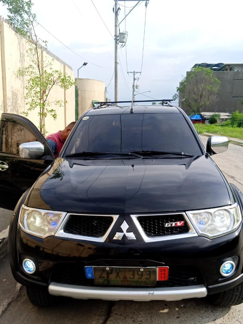 Mitsubishi Montero Sport Gls V 4x4 Auto Cars For Sale Used Cars On Carousell