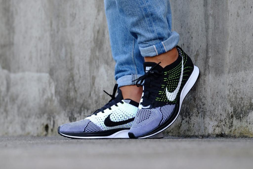 Nike | Flyknit Racer M6.5/W7.5 New without box