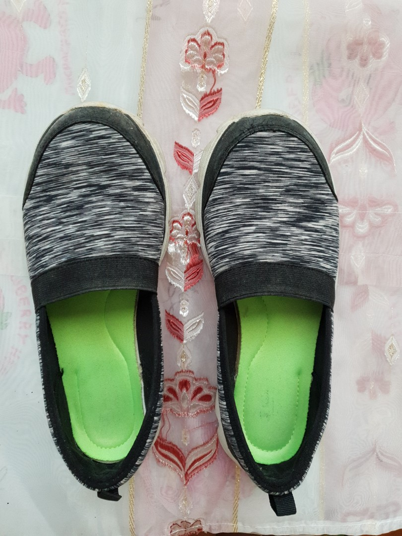 Payless - Champion Slip Ons on Carousell
