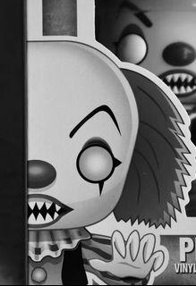 Pennywise (Black and White) Funko Pop IT The Movie 55